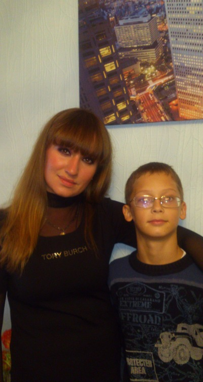 Оксана Соловчук, 12 октября , Макеевка, id14419512
