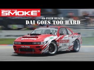 Dai Goes Too Hard at FD Round 3 - Behind The Smoke 3 - Ep 11