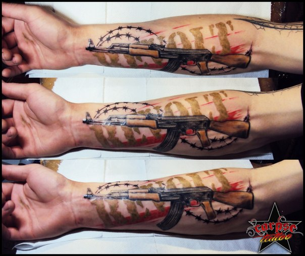 Татуировки аппараты 160