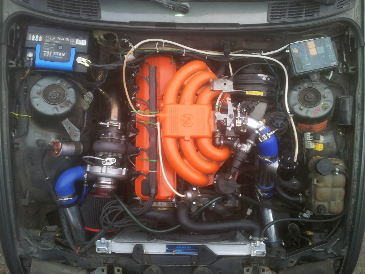 Воронеж] продам, комплект для турбо М20 на BMW E30 (БМВ Е30)