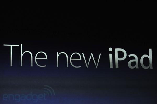 Характеристики нового планшетного компьютера iPad 3