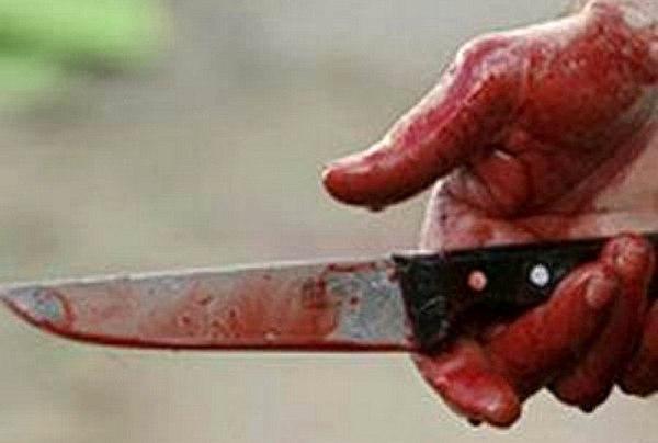убили женщину