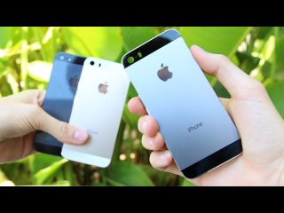 iPhone 5S Graphite First Look, iPad Mini 2 Unboxing Review