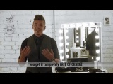H2D Ambassador Artem Lubimov presents his concept of 100 warranty haircut