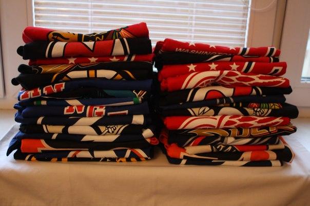 Майки и футболки НХЛ (nhl) Огромный выбор футболок .