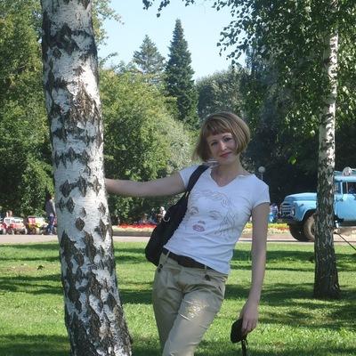 Кристина Бобрихина, 24 мая 1986, Томск, id138066103