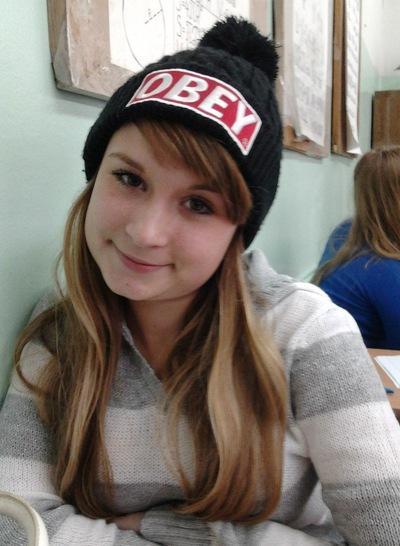 Анастасия Шульпина, 27 февраля 1997, Ковров, id176836832