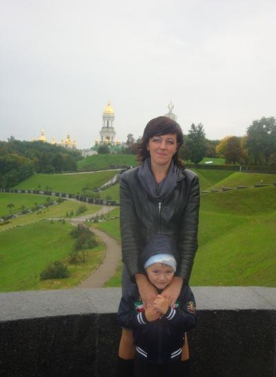 Леся Николаенко-Риленко, 14 июня 1985, Киев, id161899072