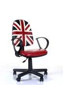 """Продам стул  """"Британский флаг """", Лондон, Великобритания - Компьютерный стул  """"Британский флаг """" ."""