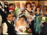 Свадьба инвалидов в Ровеньках