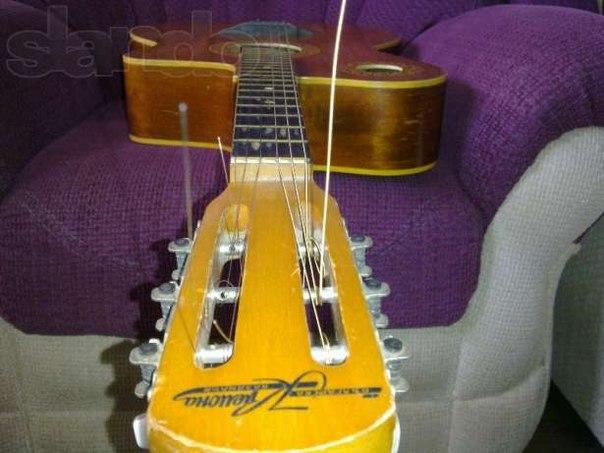 схема как играть на гитаре