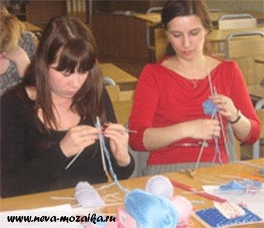 Курсы по вязанию в невском районе