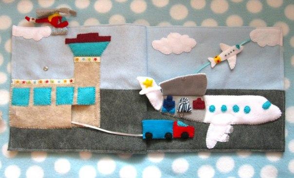 Развивающий коврик для малышей своими руками фото