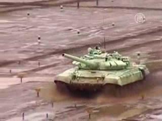 Первый в мире танковый биатлон начался в России новости 2013г.
