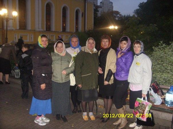 МАТРОНЕ в Москву»