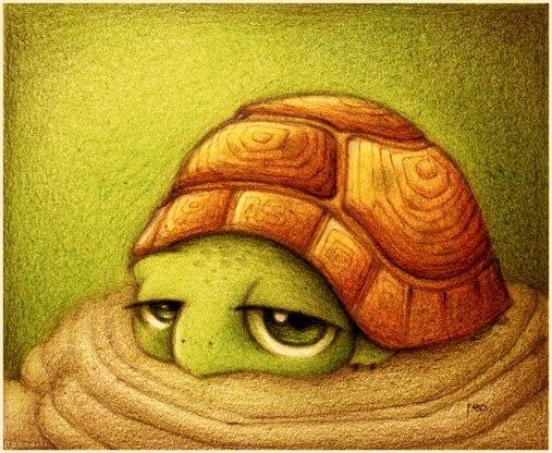 Милые рисунки животных отFabo., Глазастые пушистые комочки— Фото № 4