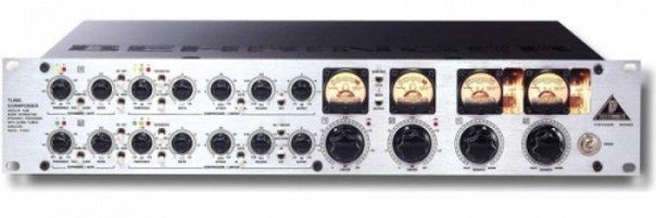 Ламповый компрессор behringer tube composer T1952.