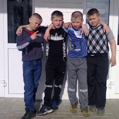 Дима Шеленков, 2 июля , Варгаши, id225487586