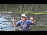 Рыбалка в Тыве 2013 - река Серлиг-Хем и озеро Атактык-Хем