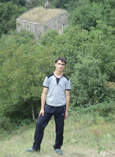 Hayk Zakaryan, 28 января 1996, Елань, id141870173