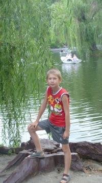 Сергей Поликарпов, 21 августа , Антрацит, id177405015