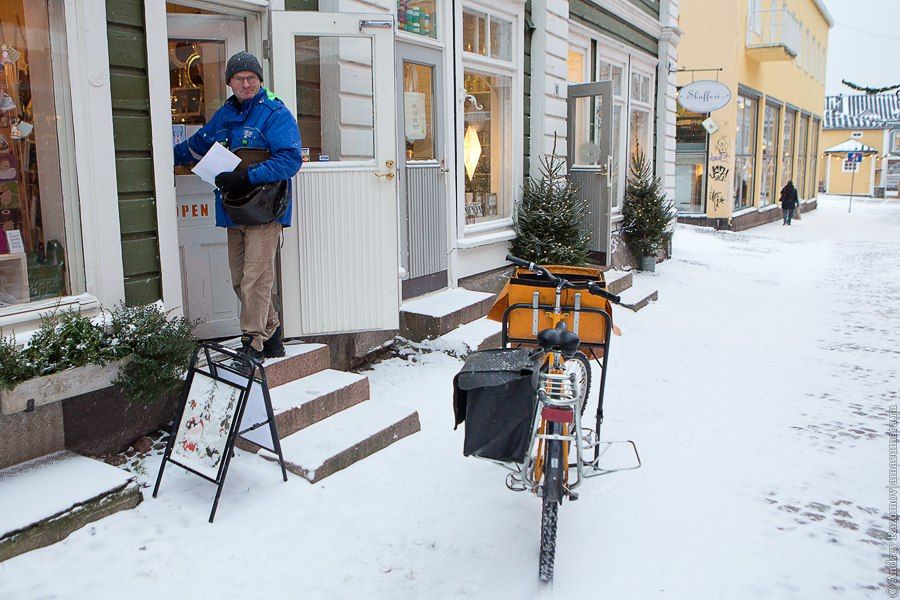 финский почтальон