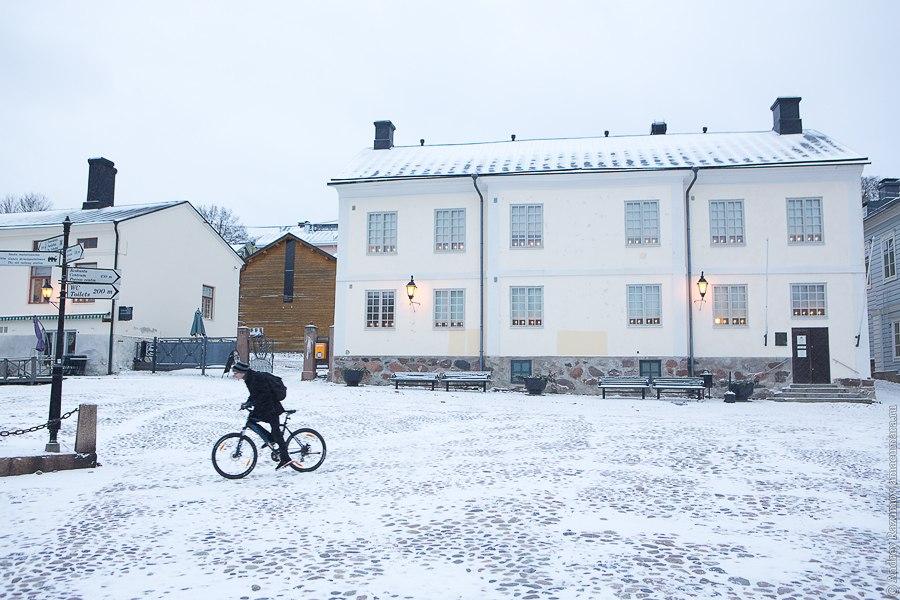 Контрасты Финляндии