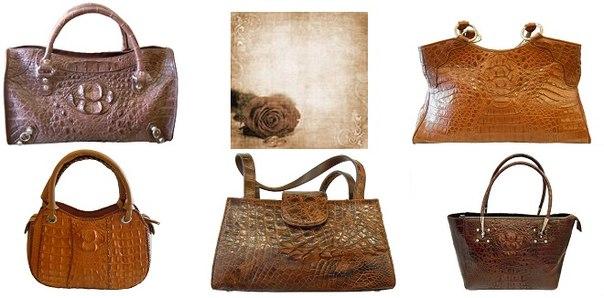 сумки из крокодила сумки крокодиловая кожа сумка из.
