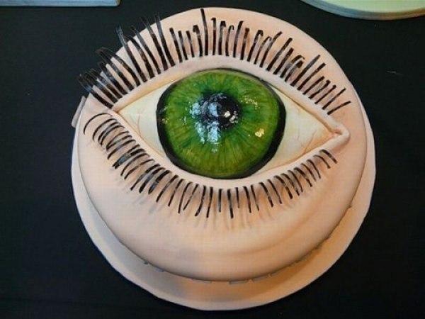 Торт для офтальмологов