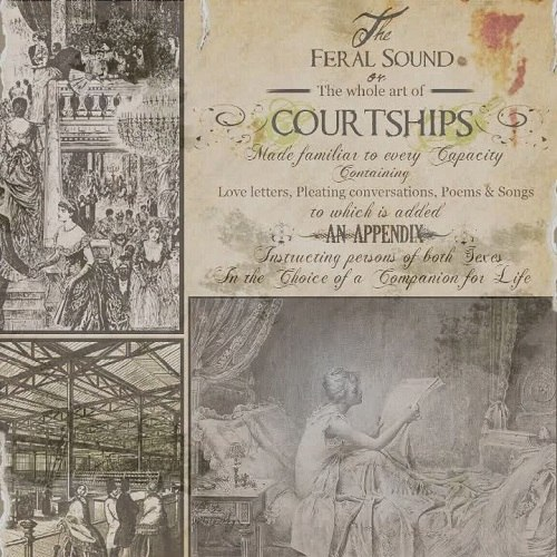 Courtships - The Feral Sound or the Whole Art of Courtships [EP] (2011)