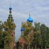 Покровский храм пос. Черкизово