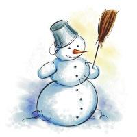Снеговик Димка, 2 января , Самара, id159184194