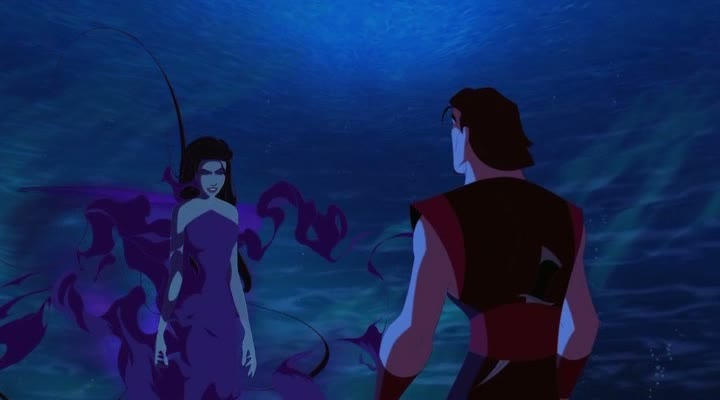 смотреть синдбад легенда семи морей онлайн: