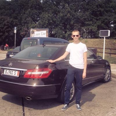 Илья Комков, 20 августа 1995, Москва, id13469482