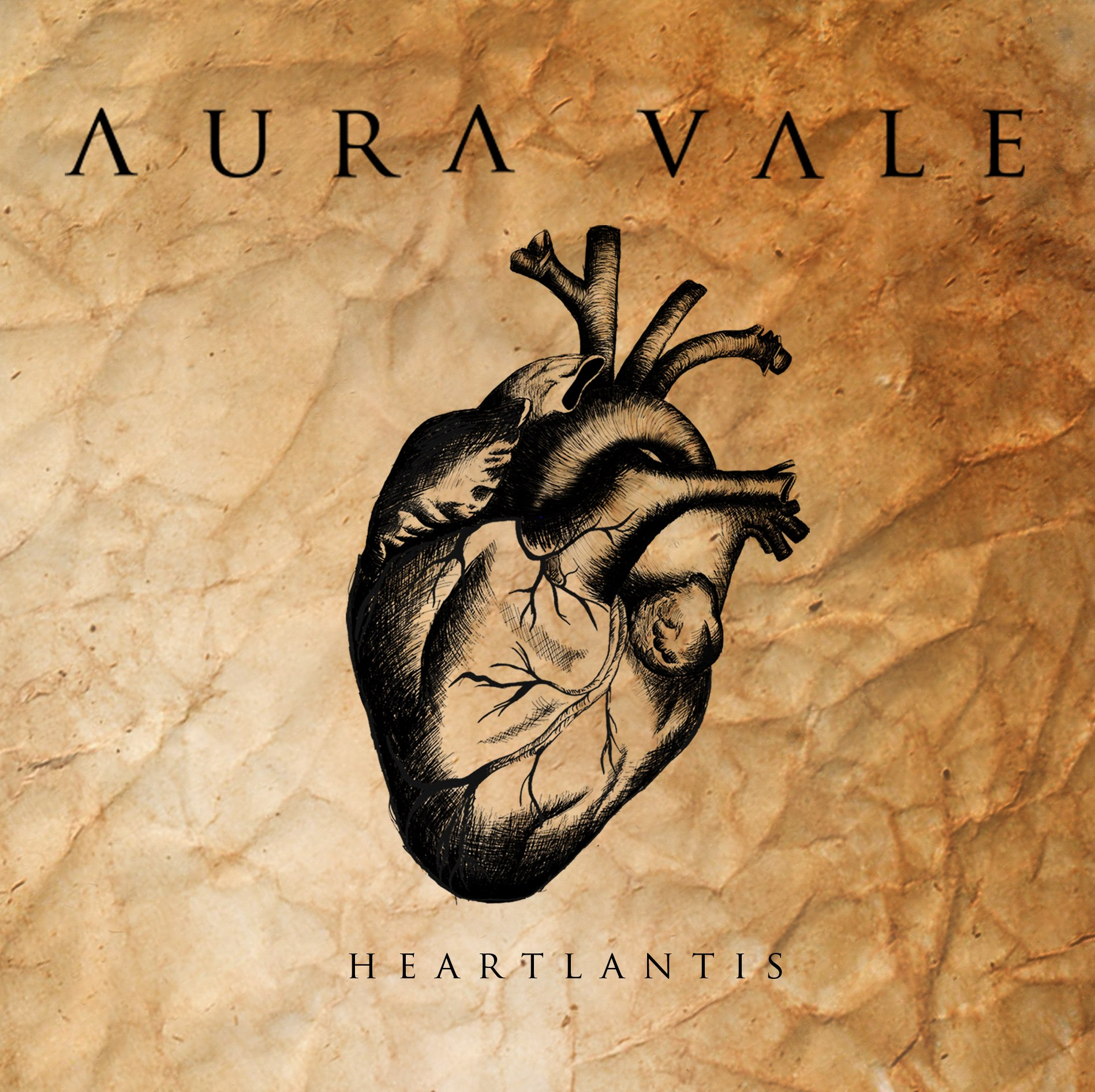Aura Vale - Heartlantis (2012)