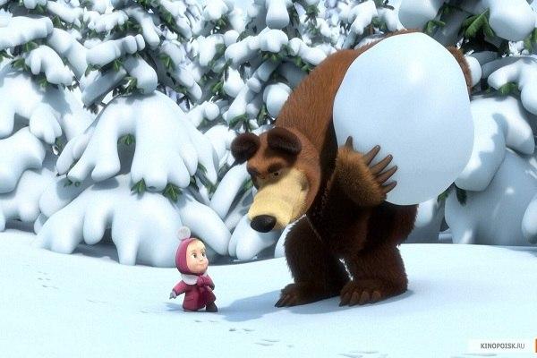 мультфильмы маша и медведь все серии подряд онлайн смотреть бесплатно