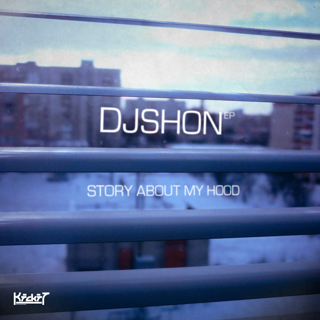 DJ Shon - Story About My Hood (EP