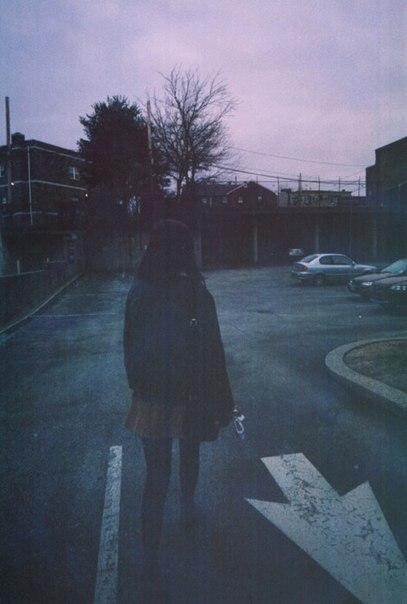 фото девушек ночью без лица