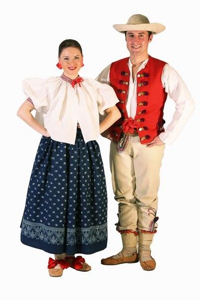 Польские женские костюмы