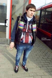 Евгений Лушкевич, 17 апреля , Вологда, id55441207