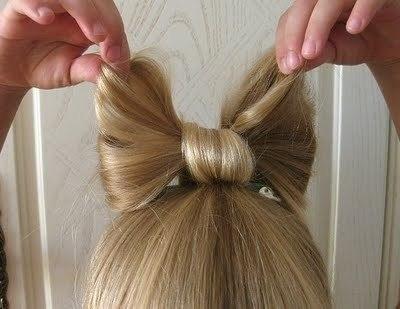 Прическа для девочки на короткие жидкие волосы картинки - a