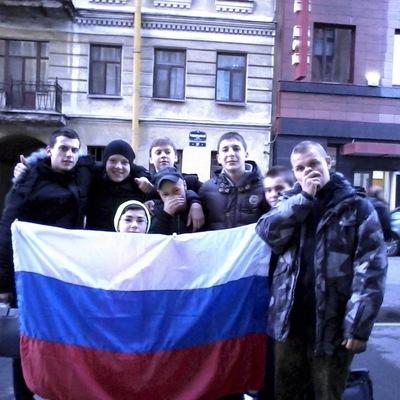 Вова Сафонов, 23 февраля , Санкт-Петербург, id47793244
