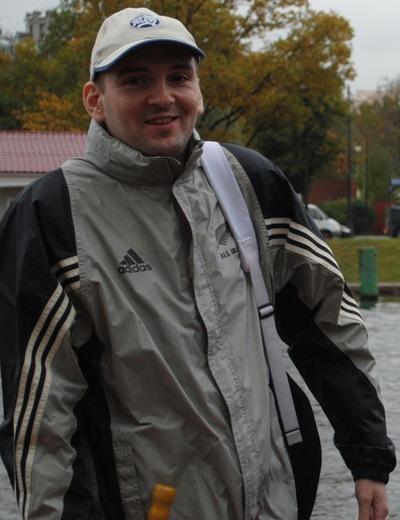 Дмитрий Олендарь