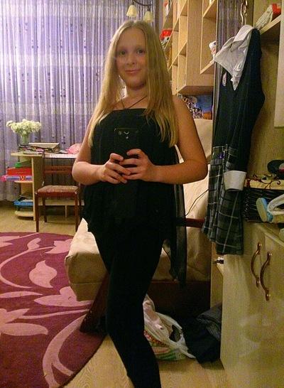 Анна Сорокина, 22 марта 1999, Одесса, id204224260