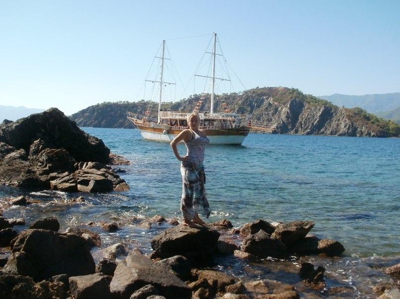 Мои путешествия. Елена Руденко. Остров Фасалис. 2011 г. Pd5QGLWT_bU