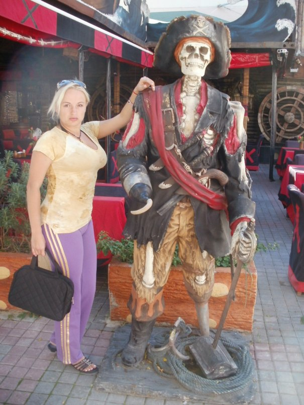 Мои путешествия. Елена Руденко. Турция. Кемер. 2011 г. XnW-ABDLEGU