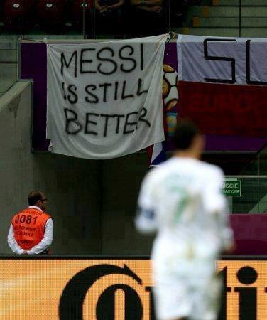 Криштиану Роналду, фото, Евро-2012, Лионель Месси