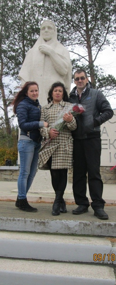 Наталья Сайфулина, 15 февраля 1973, Кыштым, id224588052