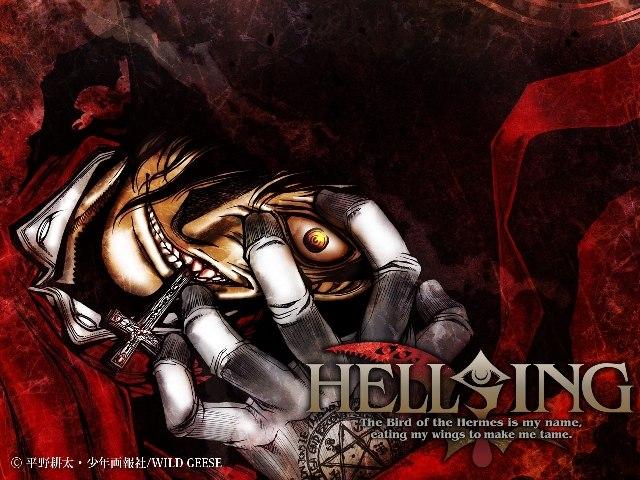 Hellsing, yep