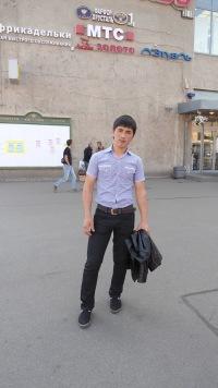 Ahadbek Marahimov, 20 августа , Санкт-Петербург, id179807840
